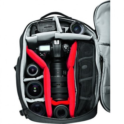 (Mid Year Sale) Manfrotto MB PL-B-230 Pro Light Bumblebee 230 Camera Backpack