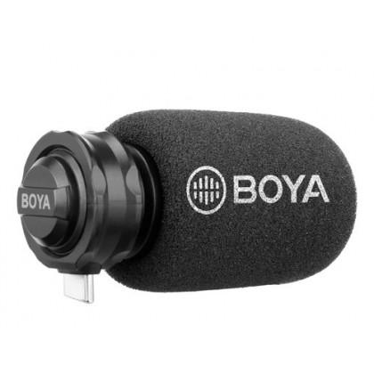 Boya BY-DM100 USB Type-C Digital Stereo Microphone