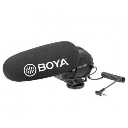Boya BY-BM3031 On-Camera Shotgun Microphone