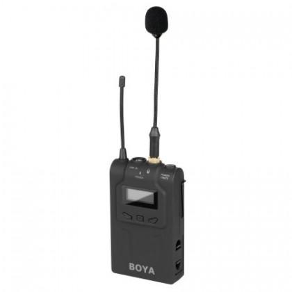 Boya BY-UM2 3.5mm Gooseneck Microphone for Wireless Lavalier Microphone