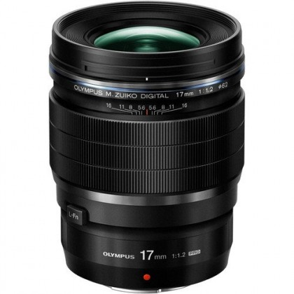 (Mid Year Sale) Olympus M.Zuiko Digital ED 17mm f/1.2 PRO Lens (MSIA)