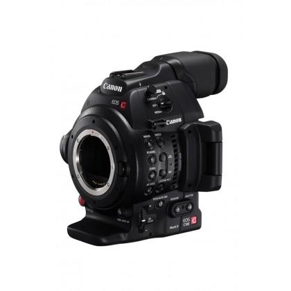 Canon Cinema EOS C100 MK II Body Free Bag (Canon MSIA) - Call for latest offer