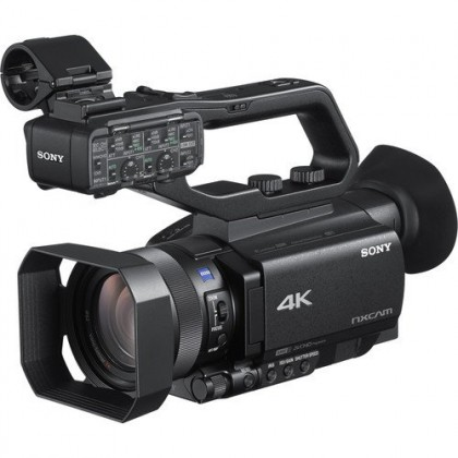 Sony HXR-NX80 4K NXCAM with HDR & Fast Hybrid AF - Call for latest offer