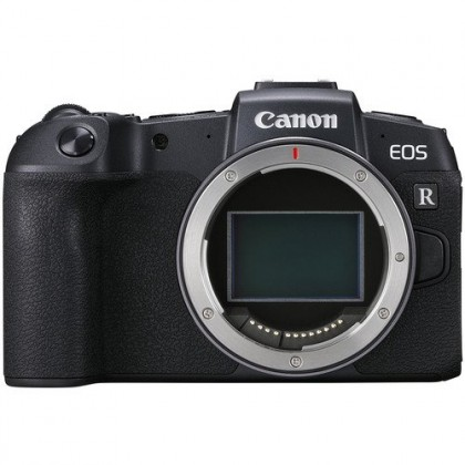Canon EOS RP Body Free Adapter + 64GB + Lens (Canon MSIA)