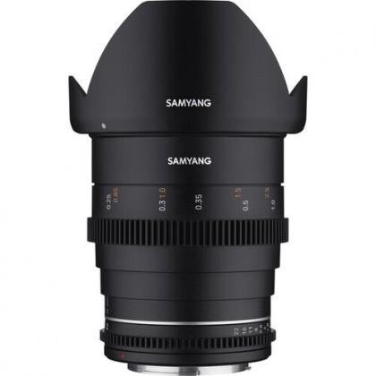 Samyang 24mm T1.5 VDSLR II Cine Lens (MSIA)
