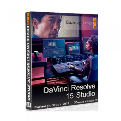 Blackmagic Design DaVinci Resolve 16 Studio (Dongle) Free Upgrade