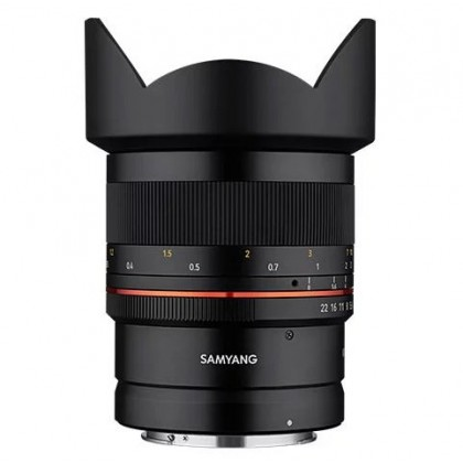 Samyang MF 14mm F2.8 RF Lens for EOS R / RP Camera
