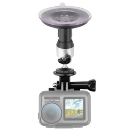 Car Suction Cup with extension for GoPro OSMO Action Camera OA-CS01