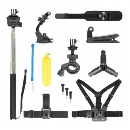 Accessories kits for GoPro OSMO ACTION Camera OA-A01