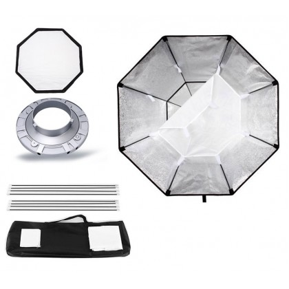 Octagon Softbox with Bowens Mount 95cm