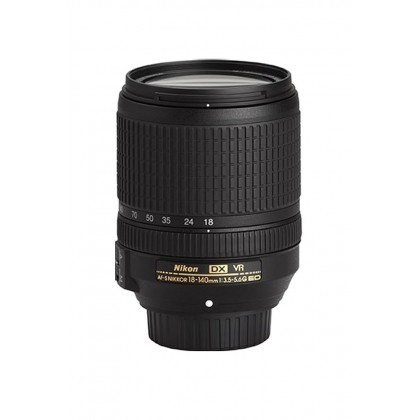 Nikon 18-140mm AF-S DX f/3.5-5.6G ED VR Lens (MSIA)