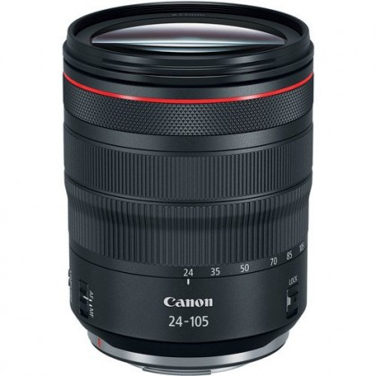 (Canon MSIA) Canon RF 24-105mm f/4L IS USM Lens