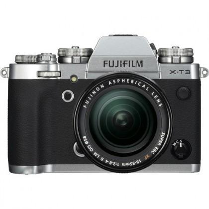 Fujifilm X-T3 XT3 18-55mm Lens Kit + 32GB (MSIA)