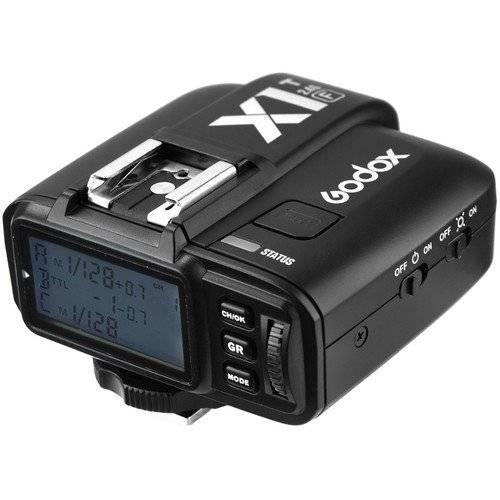 Godox X1T-F TTL Wireless Flash Trigger Transmitter for