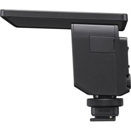 (Offer) Sony ECM-B1M Camera-Mount Digital Shotgun Microphone for Sony Cameras