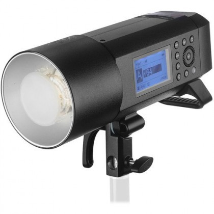 Godox AD400Pro Witstro All-In-One Outdoor Studio Flash Light
