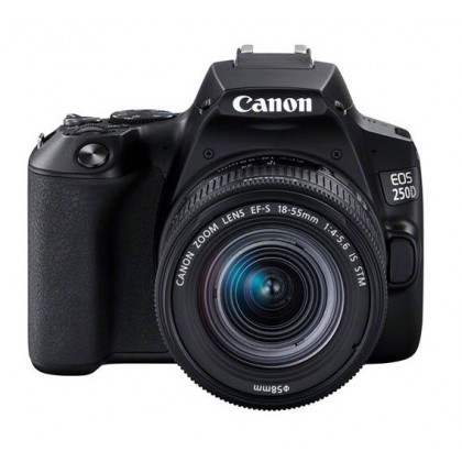Canon EOS 250D 18-55mm IS STM Lens Kit + 32GB+Bag
