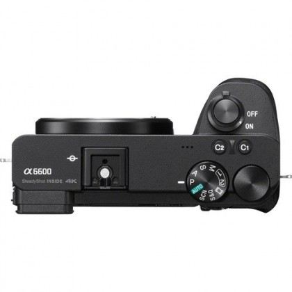 Sony A6600 Body + 16-50mm Lens +64GB