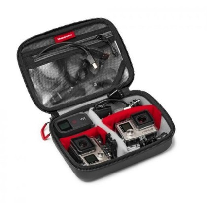 (Sales) Manfrotto OR-ACT-HCS Offroad Stunt Small Case for Action Cameras GoPro Hero9 Hero8 Hero7