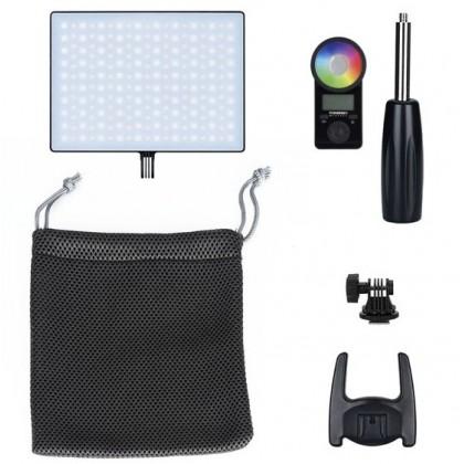 Yongnuo RGB LED Video Light Panel YN300 Air II + AC Power Adapter