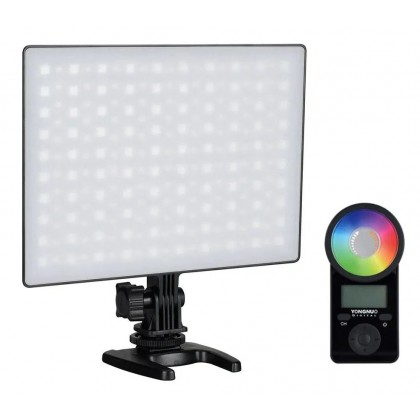 Yongnuo RGB LED Video Light Panel YN300 Air II +Battery+Charger