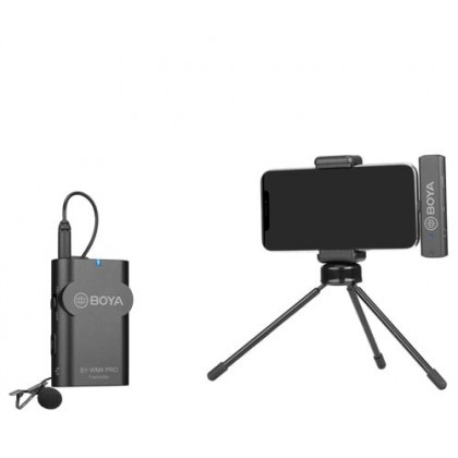 Boya BY-WM4 PRO K3 Wireless Microphone For Apple Phone Smartphone Lightning iOS Devices