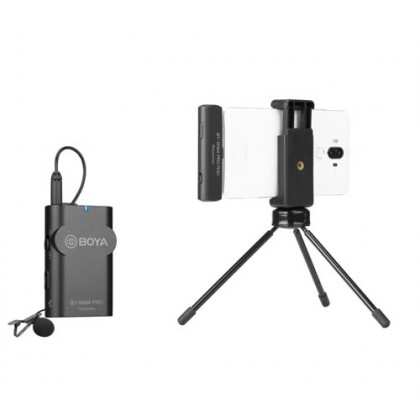 Boya BY-WM4 PRO K5 Wireless Microphone For Android Type-C devices