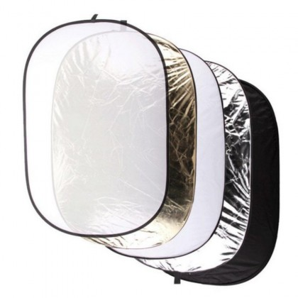 5 in 1 Foldable Reflector 150cm x 200cm