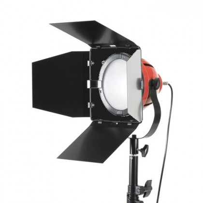 L-Lite RH75 Red Head Studio LED Video Light with Stand