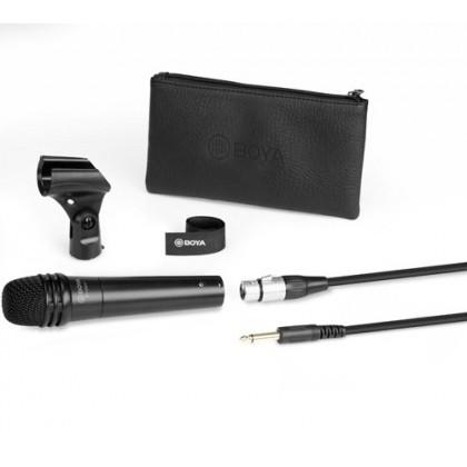 Boya BY-BM57 Cardioid Dynamic Instrument Microphone