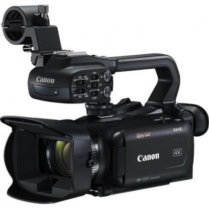 Canon XA45 Professional UHD 4K Camcorder + Extra Ori BP820 Battery (worth RM469) (MSIA) - Ready Stock