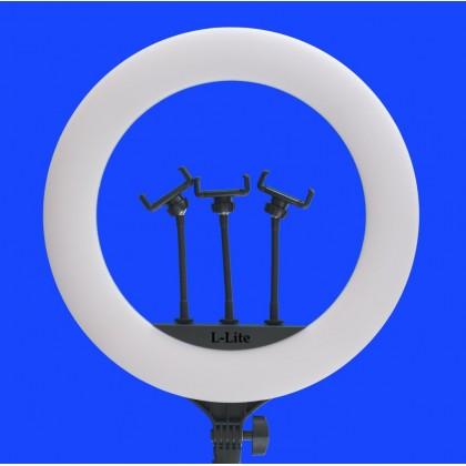 L-Lite FR480 Studio Portrait Pro LED Ring Light with Stand