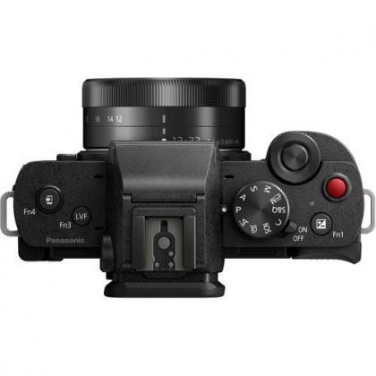 Panasonic Lumix DC-G100 Mirrorless Digital Camera with 12-32mm Lens +32GB+Bag