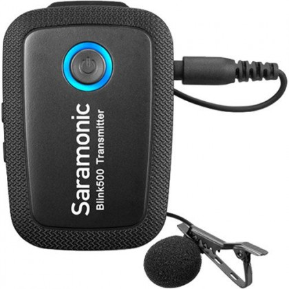 Saramonic Blink 500 B3 Wireless Microphone System for Apple Lightning iOS Devices Blink500