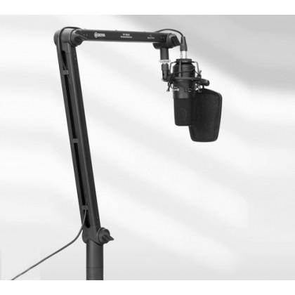 Boya BY-BA30 Studio Microphone Boom Arm For Broadcast Microphones