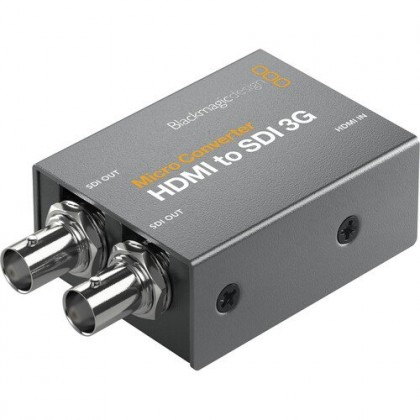 Blackmagic Design Micro Converter HDMI to SDI 3G (with Power Supply)