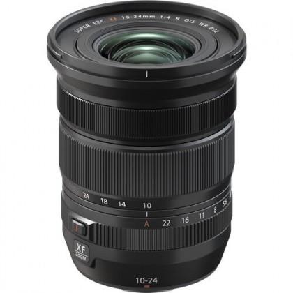 Fujifilm XF 10-24mm f/4 R OIS WR Lens (Import)