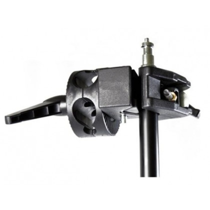 L-Lite Dual Head Super Clamp for Stand, Boom Arm, Reflector Arm, 28CL