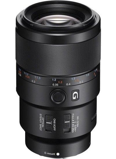 Sony 90mm F2 8 Fe Macro G Oss Sel90m28g Lens